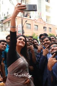 Keerthy Suresh in Saree