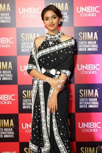 Keerthy Suresh at Siima Awards 2019 Red Carpet
