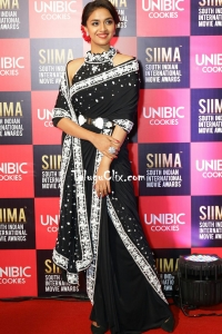 Keerthy Suresh HD at Siima Awards 2019 Red Carpet