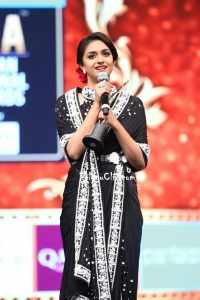 Keerthy Suresh at Siima Awards 2019