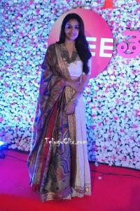 Keerthy Suresh at Zee Cine Awards Telugu 2018