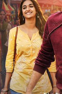 Keerthy Suresh in Rang De HD