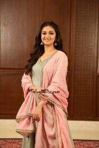 Keerthy Suresh New HD Photos