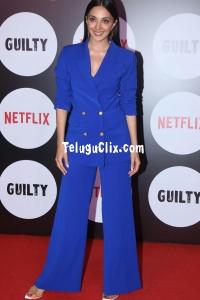 Kiara Advani in Blue HD