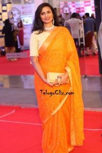 Singer Kousalya Saree