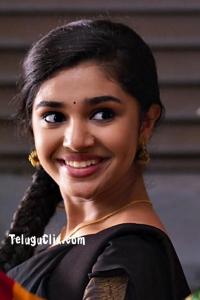 Krithi Shetty in Uppena