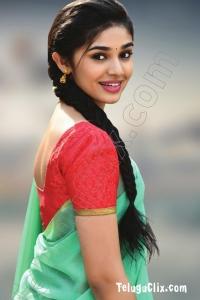 Krithi Shetty in Half Saree Uppena HQ
