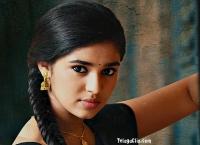 Krithi Shetty in Uppena movie