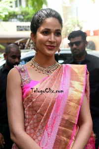 Lavanya Tripathi in Saree Photos
