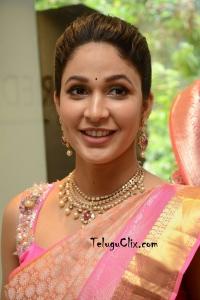 Lavanya Tripathi in Saree Photos