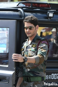 Mahesh Babu HD in SLN