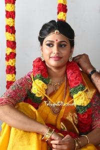 Manisha Yadav Saree