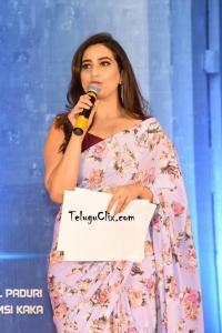 Anchor Manjusha at 118 Movie Success Meet