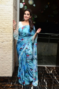 Manjusha Saree Photos