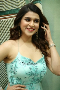 Mannara Chopra at Sita Pre Release