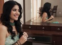 Megha Akash Smiling