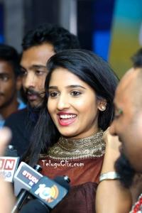 Meghana Lokesh Smile