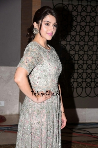 Mehreen at Chanakya Trailer Launch