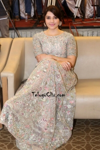 Mehreen HQ at Chanakya Trailer Launch