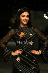Mehreen at F2 Success Meet