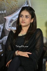 Mishti Chakraborty in Black Dress