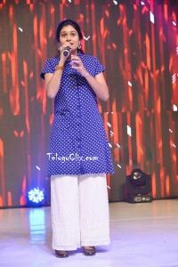 Singer Mohana Bhogaraju