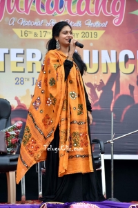 Singer Mohana Bhogaraju HD