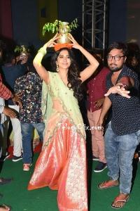 Nabha Natesh at iSmart Shankar Bonalu