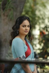Nandita Swetha in Saree HD from Akshara