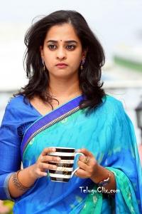 Nanditha Raj in Saree HD Viswamitra