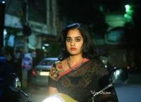 Nanditha Raj in Saree HD From Viswamitra