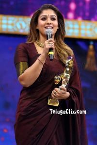 Nayanthara HD at Zee Cine Awards Tamil 2020