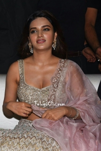 Nidhhi Agerwal at iSmart Shankar Bonalu