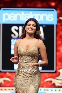 Nidhhi Agerwal at Siima Awards 2019