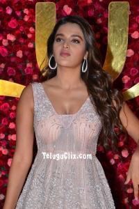 Nidhhi Agerwal at Zee Cine Awards Telugu 2020