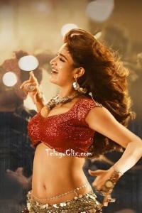 Nidhhi Agerwal from iSmart Shankar