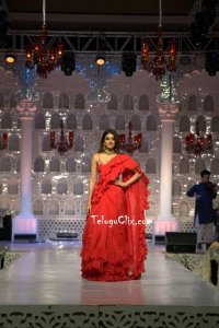 Nidhhi Agerwal at Teach For Change