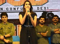 Niharika Konidela at ABCD First Song Launch