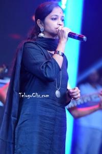Singer Nikhita Srivalli HD