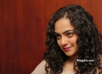 Nithya Menen HD Wallpaper