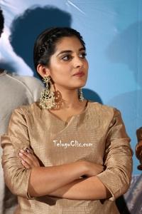 Nivetha Thomas at Brochevarevarura Teaser Launch