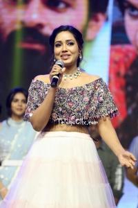Nivetha Pethuraj at Chitralahari Pre Release Event