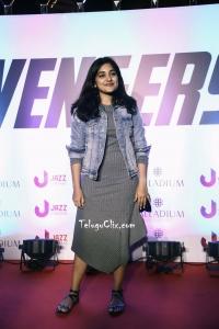 Nivetha Thomas at Avengers Premiere HQ