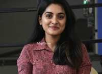Nivetha Thomas at 118 Success Meet