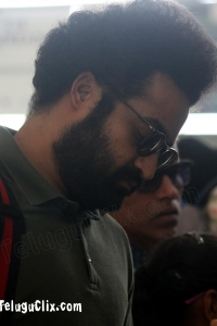 Jr NTR HD Airport