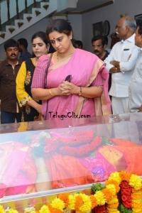 Pavitra Lokesh Pay Homage