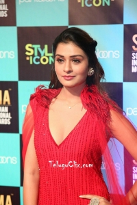 Payal Rajput at Siima Awards 2019 Red Carpet