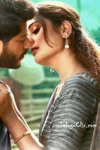 Payal Rajput HD Lip Kiss RDX Love
