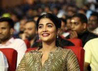 Pooja Hegde Smiling