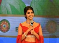 Pooja Hegde at Maharshi Vijayotsavam